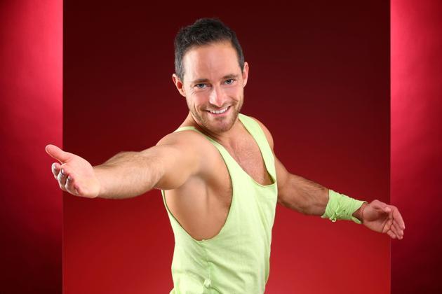Balian Buschbaum - hoffnungsvoller Kandidat bei Let's dance 2013 - Foto: (c) (c) RTL - Stefan Gregorowius