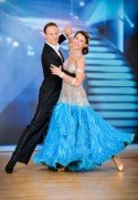 Bei Dancing Stars 2013 in Show 3 ausgeschieden - Christoph Santner - Katharina Gutensohn - Foto: (c) ORF - Ali Schafler