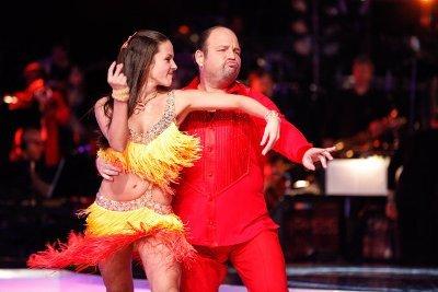 Gerald Pichowetz - Roswitha Wieland bei der Samba in Show 4 der Dancing Stars 2013 - Foto: (c) ORF - MILENKO BADZIC