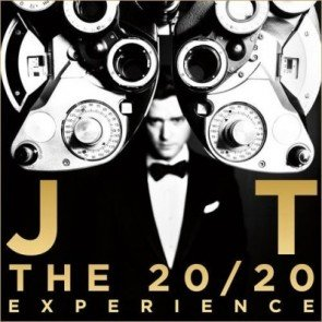 "Justin Timberlake - neue CD ""The 20 / 20 Experience"""