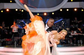 Biko Botowamungu - Maria Jahn -Dancing Stars 2013 Show 8 - Foto: ORF - Ali Schafler