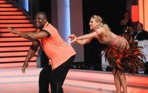 Biko Botowamungu - Maria Jahn bei den Dancing Stars 2013 Show 5 - Foto: (c) ORF - Ali Schafler