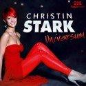 """Christin Stark stellt ihre erste CD """"unglaublich stark"""" live vor - hier eine Grafik zur letzten Single """"Universum"""""""