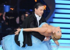 Rainer Schönfelder - Manuela Stöckl Dancing Stars 2013 Show 5 - Foto: ORF - Ali Schafler
