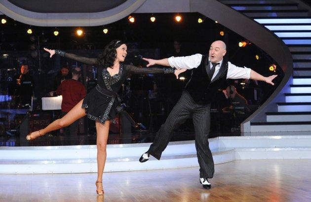 Rudi Roubinek - Babsi Koitz-Baumann ausgeschieden in Show 5 der Dancing Stars am 5. April 2013 - Foto: ORF - Ali Schafler