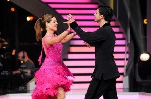 Thomas Kraml - Angelika Ahrens Dancing Stars 2013 Show 8 - Foto: ORF - Ali Schafler