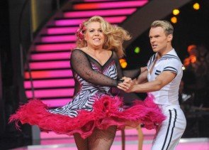 Vadim Garbuzov - Susanna Hirschler Dancing Stars 2013 Show 5 - Foto: (c) ORF - Ali Schafler