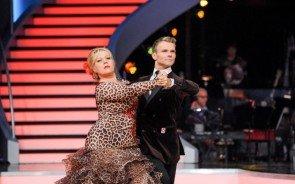 Vadim Garbuzov - Susanna Hirschler bei den Dancing Stars 2013 Show 8 - Foto: ORF - Ali Schafler