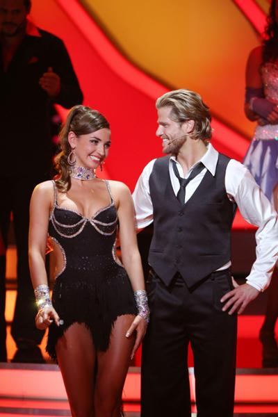 Was läuft zwischen Ekaterina Leonova und Paul Janke bei Let's dance 2013? - Foto: (c) RTL / STefan Gregorowius