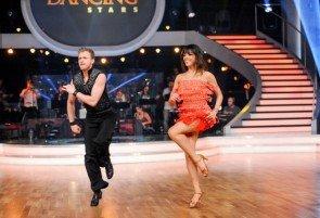 Willi Gabalier - Marjan Shaki Dancing Stars 2013 Show 8 - Foto: ORF - Ali Schafler