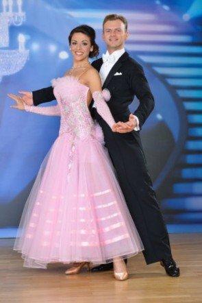 Willi Gabalier - Marjan Shaki vor der 5. Show der Dancing Stars 2013 - Foto: (c) ORF - Ali Schafler
