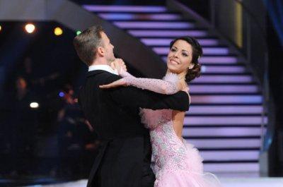 Willi Gabalier und Marjan Shaki bei den Dancing Stars 2013 - Show 5 - Foto: ORF - Ali Schafler