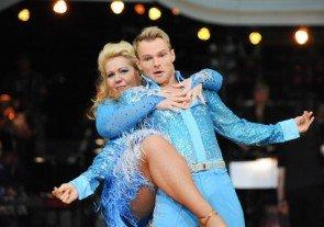 Ausgeschieden Dancing Stars Susanna Hirschler - Vadim Garbuzov am 10. Mai 2013 - Foto: (c) ORF - Ali Schafler