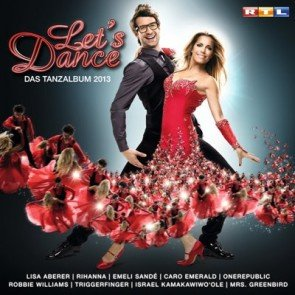CD Let's dance 2013 veröffentlicht