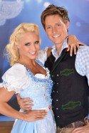 Im Finale der Dancing Stars 2013 ausgescheiden - Lukas Perman - Kathrin Menzinger - Foto: ORF - Ali Schafler