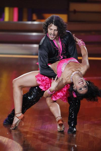 Im Finale vom Let's dance 2013 - Manuel Cortez - Melissa Ortiz-Gomez – Foto: (c) RTL / Guido Engels