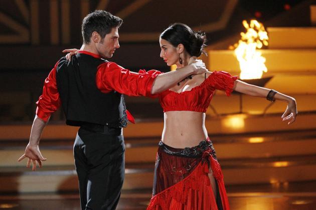 Let's dance 2013 - Im Finale am 31. Mai 2013 - Chrisitan Polanc und Sila Sahin – Foto: (c) RTL / Guido Engels
