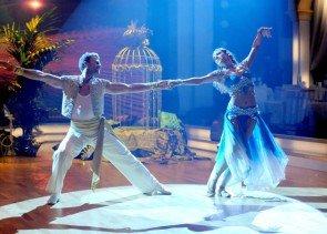 Marjan Shaki - Willi Gabalier im Finale der Dancing Stars 2013 - Foto: (c) ORF - Ali Schafler