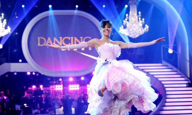 Marjan Shaki die Dancing Queen der Dancing Stars 2013 - Foto: (c) ORF - Ali Schafler
