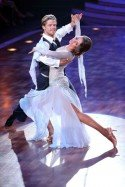 Ekaterina Leonova hier mit ihrem Tanzpartner Paul Janke bei Let's dance 2013 - Foto: (c) RTL – Stefan Gregorowius