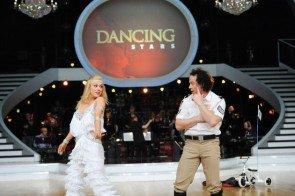 Rainer Schönfelder - Manuela Stöckl bei den Dancing Stars am 10. Mai 2013 - Foto: (c) ORF - Ali Schafler