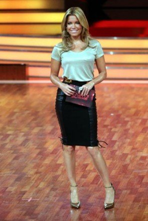 Sylvie van der Vaart - Let's dance 2013 - Foto: (c) RTL / Stefan Gregorowius