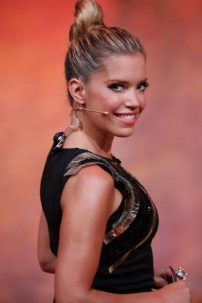 Sylvie van der Vaart bei Let's dance - Foto: (c) RTL / Stefan Gregorowius