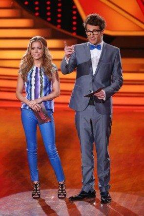 Sylvie van der Vaart und Daniel Hartwich bei Let's dance 2013 - Foto: (c) RTL / Stefan Gregorowius