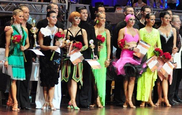 German Open Championships 2013 Mannheim Finale Latein