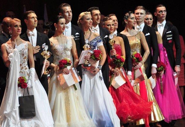 German Open Championships 2013 Mannheim Finale Standardtänze