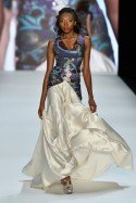 Africa Fashion Day - MB Fashion Week Berlin - Mode Frühjahr-Sommer 2014 - 6