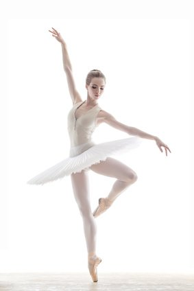 Ballett - Tänzerin - Foto:  Tänzerin - Hip Hop - Foto: © Alexander Yakovlev - Fotolia.com