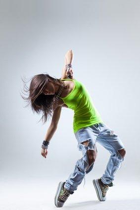 Tänzerin - Hip Hop - Foto: © Alexander Yakovlev - Fotolia.com