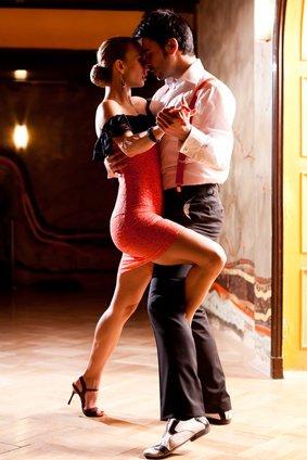 Tanz: Tango - Tanzpaar - Foto: © Mihai Blanaru - Fotolia.com