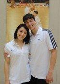 Vierte bei den World Games 2013 - Sergey und Viktoria Tatarenko