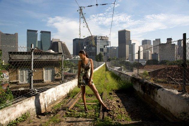 """Be Ignacio - Foto zur CD """"India Urbana"""" - Foto: (c) Holger Hage"""