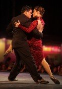 Tango WM 2013 Buenos Aires - Qualifikation Tango Escenario (Stage Tango)