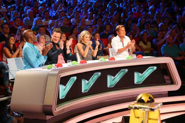 Das supertalent 2013 jury