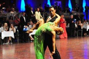 Ilia Russo - Oxana Lebedew - Latein-Profi-Tanzpaar aus Deutschland