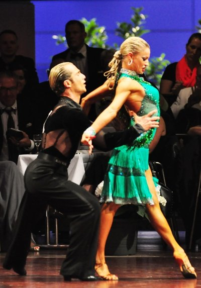Riccardo Cocchi - Yulia Zagoruychenko erneut Weltmeister Latein 2013