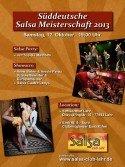 Süd - Deutsche Meisterschaft Salsa 2013 in Lahr