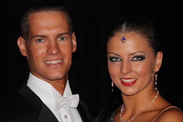 Steffen Zoglauer - Sandra Koperski - Profi-Weltmeister 10 Tänze und Kür Standard - Foto: (c) Salsango/ Karsten Heimberger