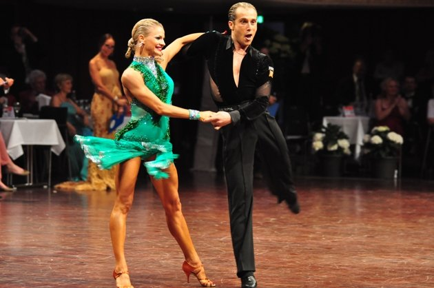 Weltmeister 2013 Lateinamerikanische Tänze - Riccardo Cocchi - Yulia Zagoruychenko