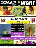 Zumba Party mit Lida Kahl in Velbert