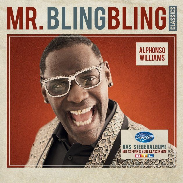 Alphonso Williams CD und Download 2017