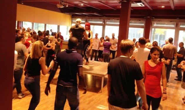 Bachata Festival München - Workshop