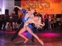 Kamil Kaminski - Natalie Metzdorf - Gewinner Deutsche Meisterschaft Salsa 2013 - Foto:(c) Ralf Becker