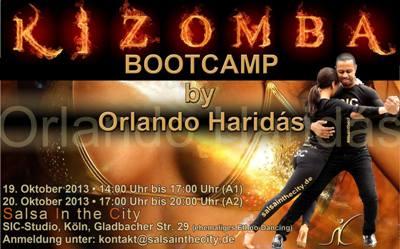 Kizomba - Bootcamp Köln