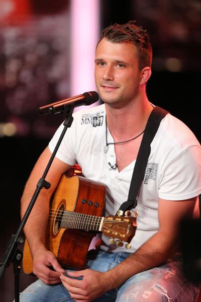 Mike Kazmaier beim Supertalent 2013 - (c) RTL / Stefan Gregorowius