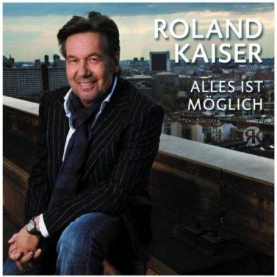 """Roland Kaiser neue CD """"Alles ist möglich"""""""